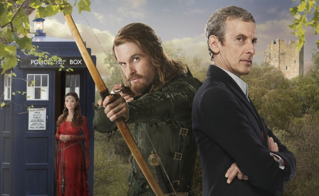 "DOCTOR WHO: ""Robot Of Sherwood"" Review"