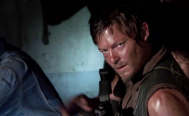 THE WALKING DEAD: Bring Me The Head of Daryl Dixon