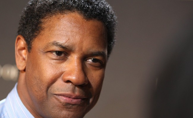 Denzel Washington Would Make A Great T'Chaka For BLACK PANTHER