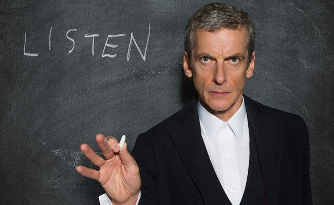 "DOCTOR WHO: ""Listen"" Review"