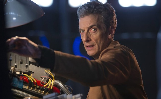 "DOCTOR WHO: ""The Caretaker"" Review"