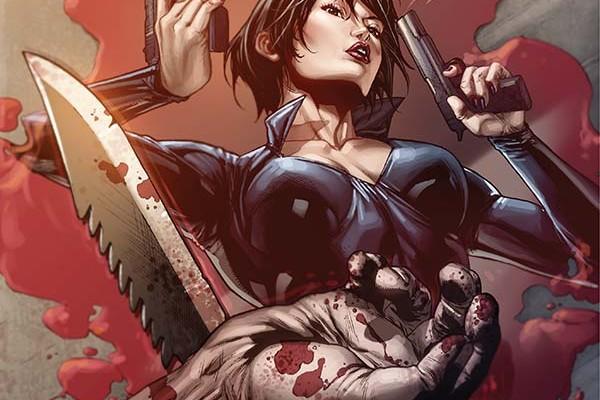 Jennifer Blood: Born Again #2 Review