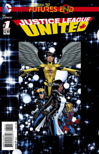 Justice League United Futures End #1