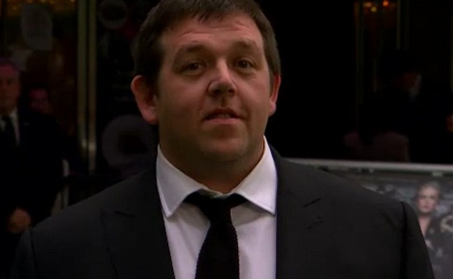 Nick Frost Leads Guest Stars For DOCTOR WHO Christmas Special