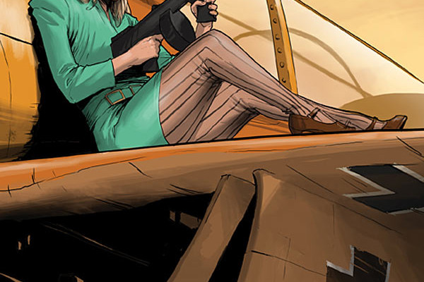 Peter Panzerfaust #21 Review