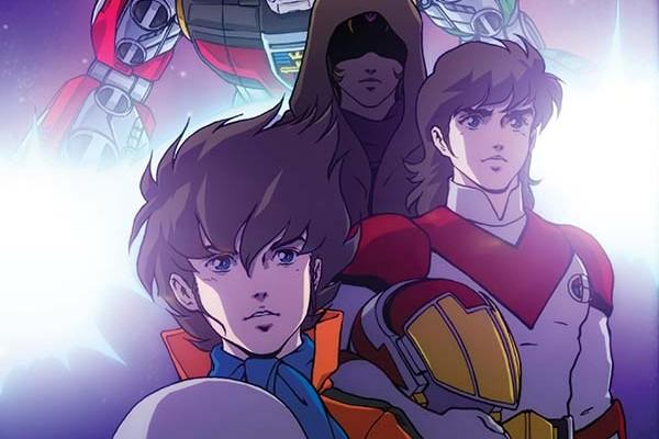Robotech/Voltron #5 Review