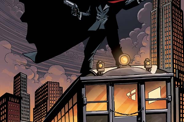 The Shadow: Year One #10 Review