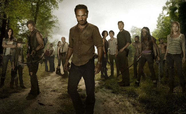 THE WALKING DEAD-POOL: Who's Out And Who's In For Season 5
