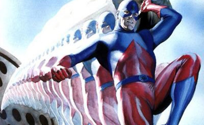 Ray Palmer Will Rock The Atom Costume On ARROW