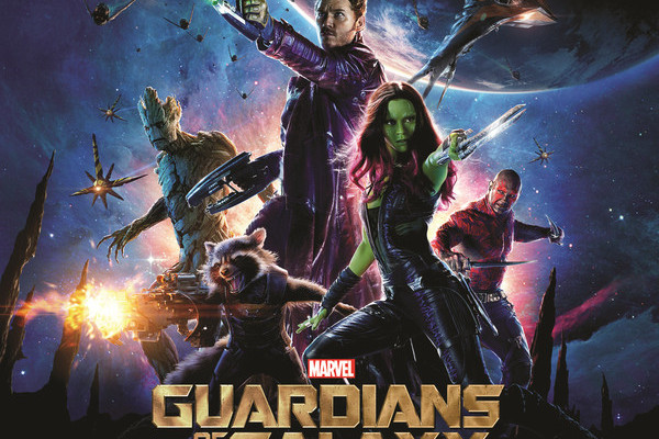 GUARDIANS OF THE GALAXY Breaks $300 Million!