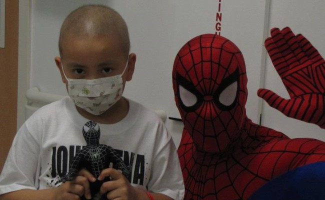 The Comic Book Charity List of Greatness (Rosh Hashanah Special!)