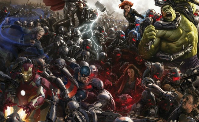 AGE OF ULTRON Trailer — It's COMING!!!
