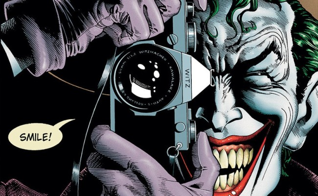 The Greatest Comic Ever Written Is… THE KILLING JOKE