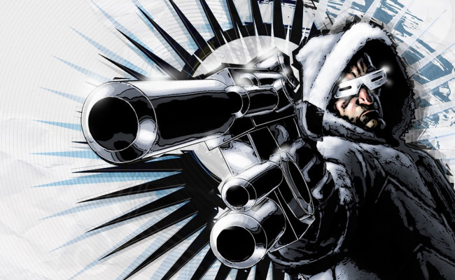 First Look at Wentworth Miller's Captain Cold on THE FLASH!
