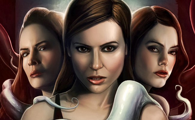 ADVANCE REVIEW! Charmed: Season 10 #1