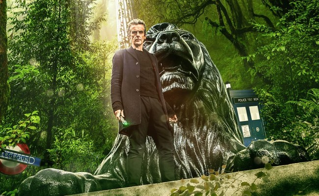 """DOCTOR WHO """"In The Forest Of The Night"""" Review"""