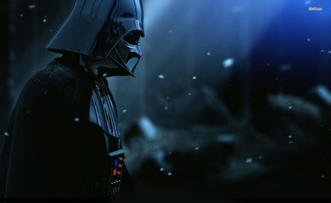 DARTH VADER looking just awesome in STAR WARS REBELS!