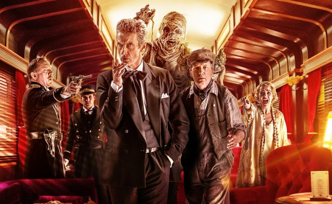 "DOCTOR WHO: ""Mummy On The Orient Express"" Review"