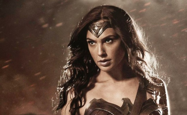WONDER WOMAN will be a DEMIGOD