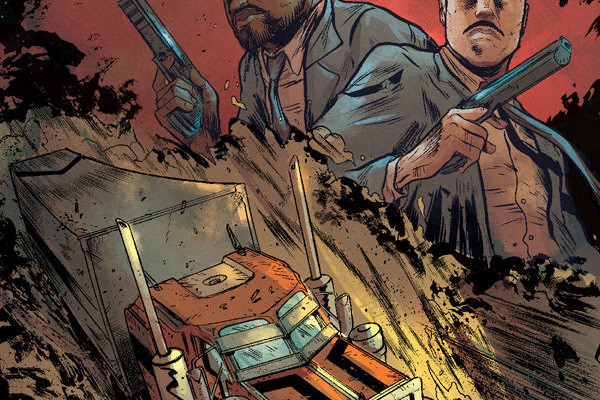 FIRST LOOK! The Ghost Fleet #1
