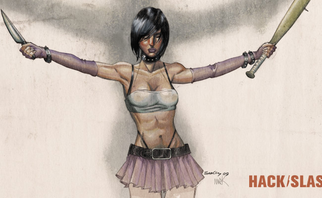 5 HACK/SLASH Crossovers That Need To Happen!