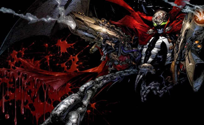 SPAWN #250 —  Hey kids, AL's back!!
