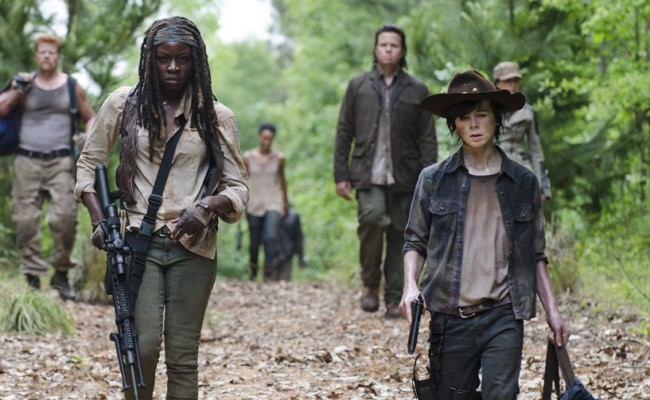 "THE WALKING DEAD ""Strangers"" Review"