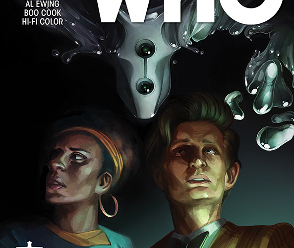 ADVANCE REVIEW! Doctor Who: The Eleventh Doctor #4