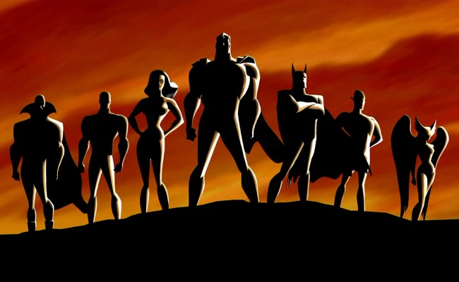 Meet THE DC CINEMATIC UNIVERSE