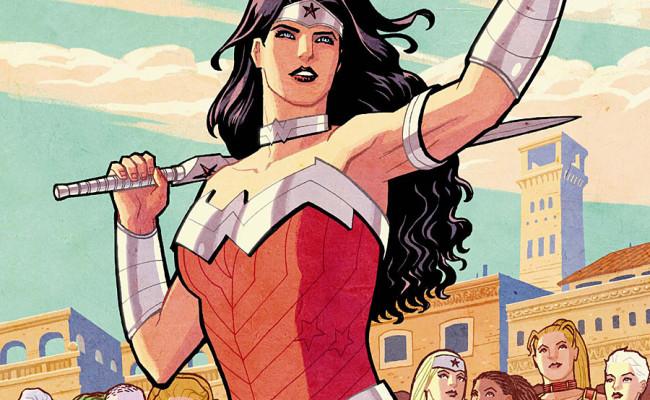 Wonder Woman #35 Review