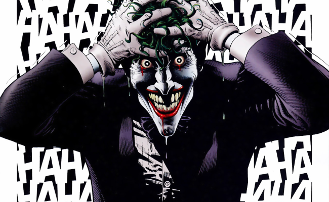 Will Mark Hamill Voice Joker in THE KILLING JOKE?