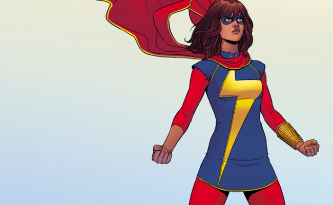NYCC Exclusive Interview: Ms. Marvel's G. Willow Wilson!