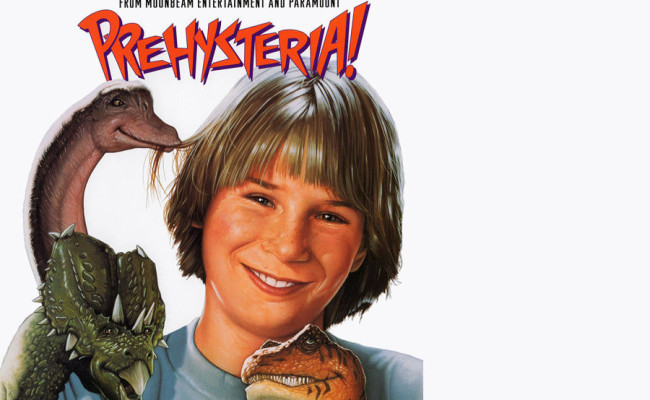 Only 90′s Kids Remember PREHYSTERIA!!!