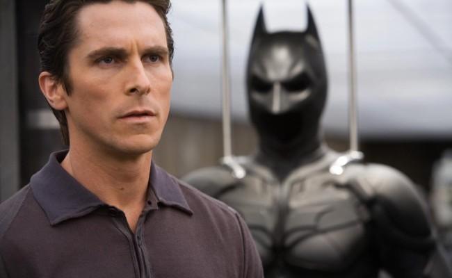 Christian Bale is jealous of BATFLECK
