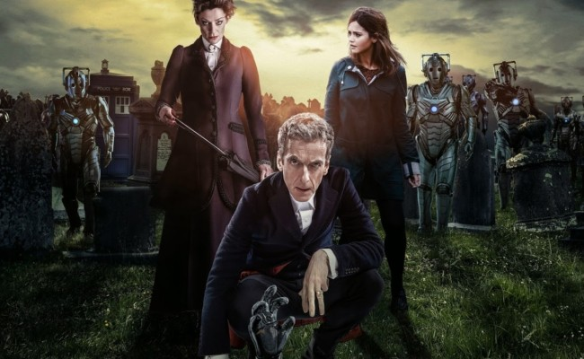 "DOCTOR WHO ""Death in Heaven"" Review"