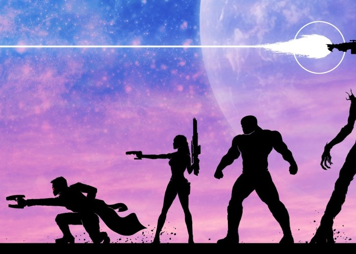 GUARDIANS OF THE GALAXY — The Wait is Almost OVER!