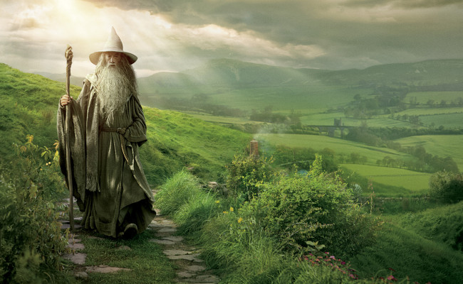 There and Back Again: A Journey Through MIDDLE-EARTH
