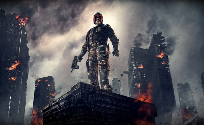 Make a DREDD Sequel!