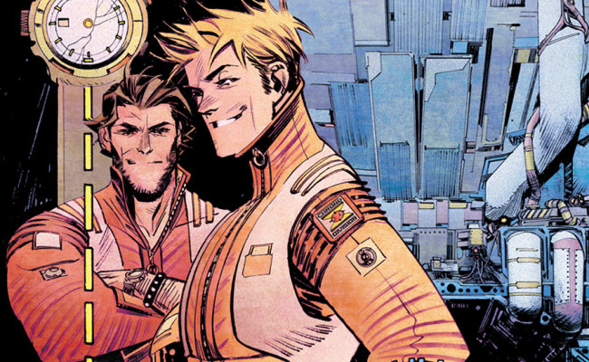 Mark Millar and Sean Murphy to launch CHRONONAUTS at Image