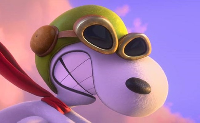 Snoopy Dreams Big in First Official PEANUTS Movie Trailer