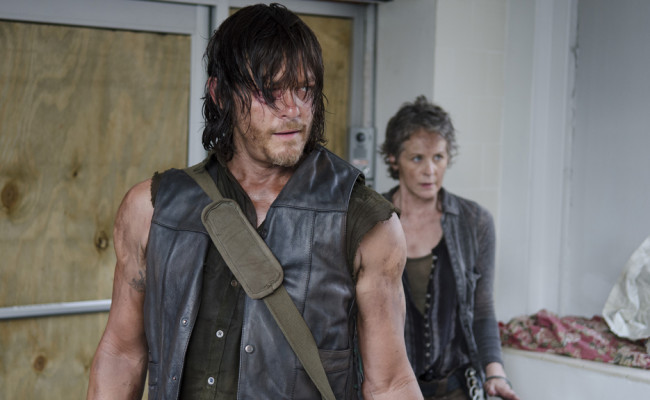 "THE WALKING DEAD ""Consumed"" Review"