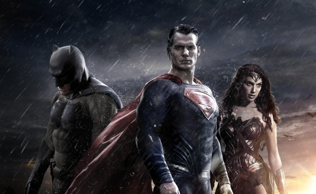 THAT'S A WRAP — BATMAN v. SUPERMAN is done filming!