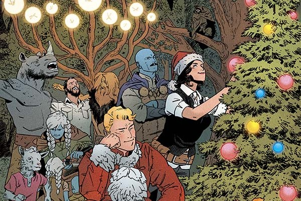 Flash Gordon Holiday Special Review