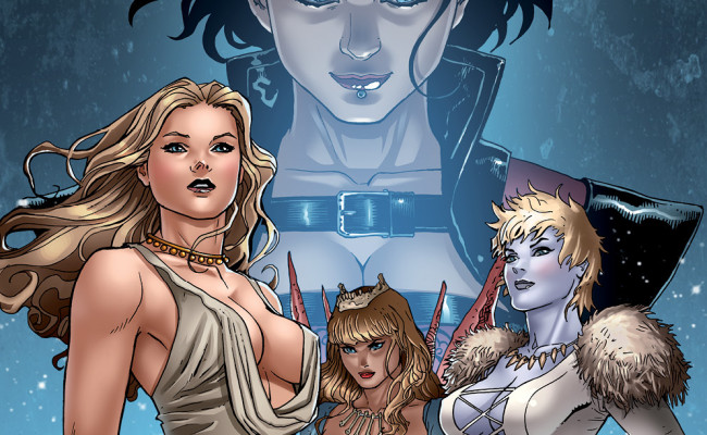 Grimm Fairy Tales presents Cinderella: Age of Darkness #2 Review