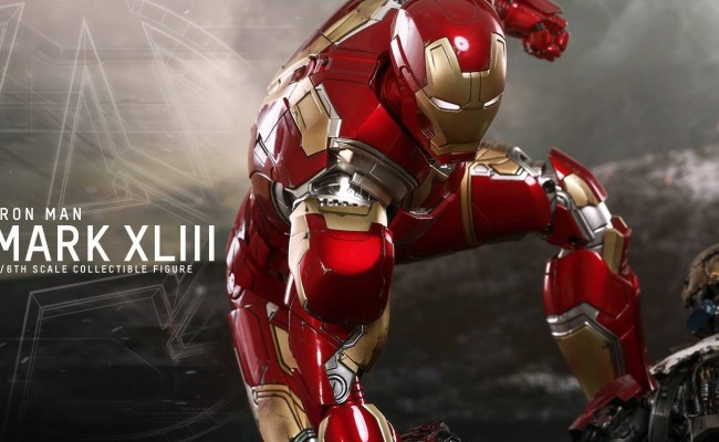 Check out IRON MAN XLIII