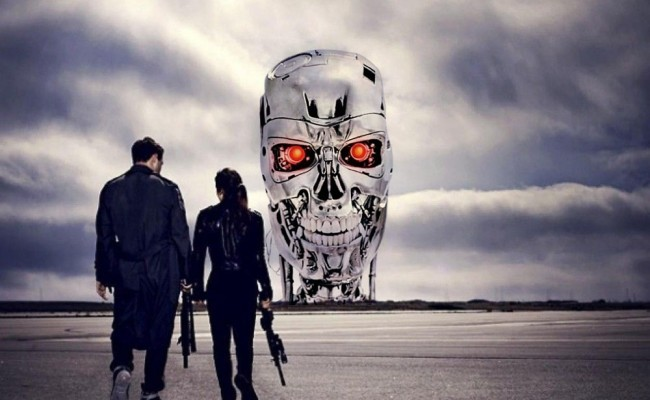 THE WAR HAS CHANGED — And yes the TERMINATOR GENISYS Trailer is AWESOME!!