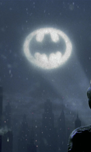 It was the Dark Knight Before Christmas.