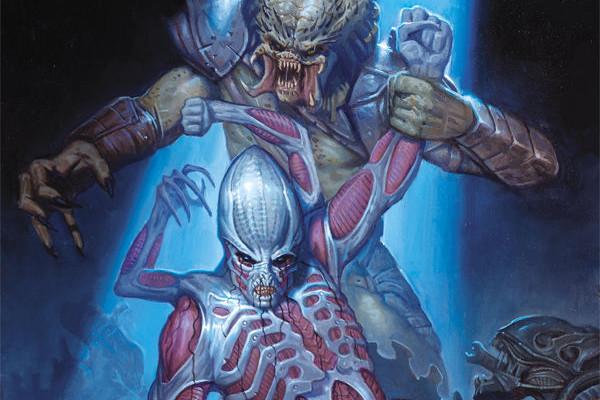 Alien vs. Predator: Fire and Stone #4 Review
