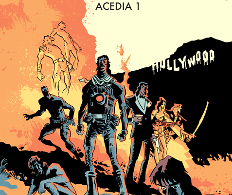 CASANOVA: ACEDIA #1 Review