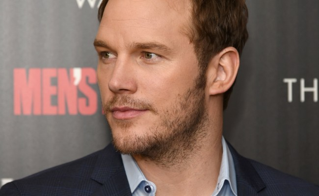 Chris Pratt as INDIANA JONES??? Yep, we're good with it!